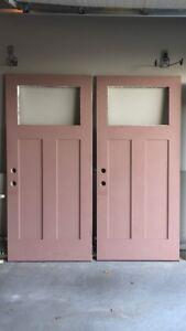 Brand New / Never Used DOORS