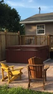 Outdoor Hot Tub For Sale