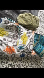 Double Comforter/Shams/Sheet Set