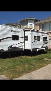 2010 wildwood by Forest River 26'