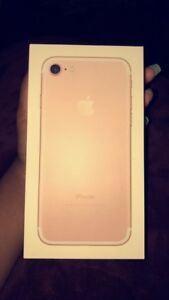 USED ROSE GOLD IPHONE 7 FOR SALE