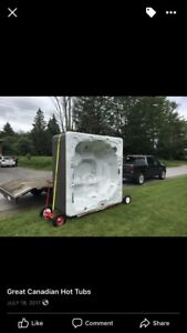 Hot Tub Movers