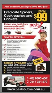 Pests Out WA Joondalup Joondalup Area Preview