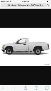 Trade Chevy Colorado for suv