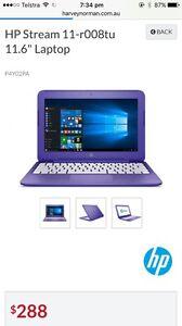 HP Stream Purple Singleton Singleton Area Preview