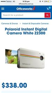 Polaroid Instant Digital Camera Z2300 Shortland Newcastle Area Preview