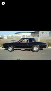 1978 Grand Prix drag car.