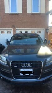 Will need tow truck Selling As is Audi Stype Q7 3.6 firm price