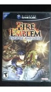 Gamecube fire emblem