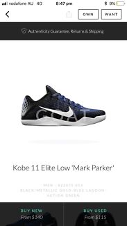 Wanted: Looking For kobe 11 these ones or other colourways size US8