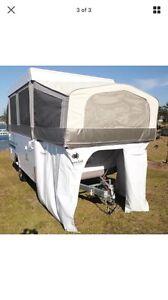 Jayco camper bed end garage on road model Walliston Kalamunda Area Preview