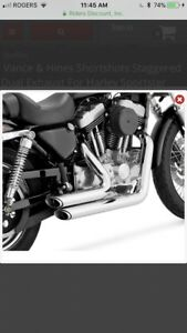 *Wanted* exhaust for 2000 Sportster
