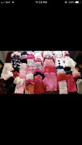 Girls clothing lot 12-18m