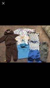 Boys 6-9 Month Lot