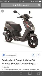 Looking for a cheap 50cc mopad