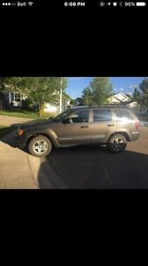 2008 JEEP GRAND CHEROKEE/limited