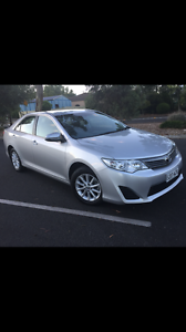2013 Toyota Camry Sedan Tranmere Campbelltown Area Preview