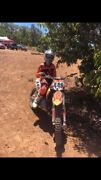 2010 KTM 150sx Whitby Serpentine Area Preview
