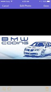 Bmw coding and diagnosis