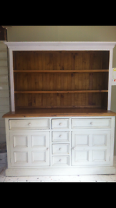 Stunning kitchen buffet/ hutch tv unit Texas Inverell Area Preview