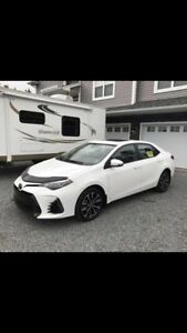 Lease takeover 2017 Toyota Corolla SE $157/bi-weekly