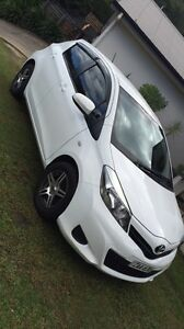 2012 Toyota Yaris Manual Mount Sheridan Cairns City Preview