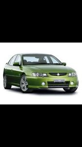 VY SS commodore WANTED series two manual Cronulla Sutherland Area Preview