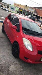 Toyota Yaris 2009 Granville Parramatta Area Preview