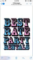 Best Rate Party Rentals