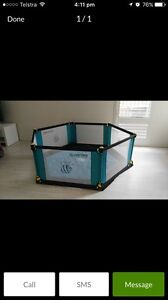 Wanted, baby playpen Muswellbrook Muswellbrook Area Preview