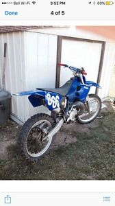 Looking for yz125 parts 1999
