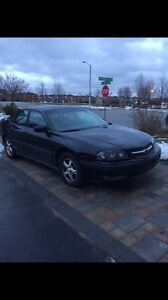 2003 Chevy Impala LS - Low KM/Original Owner