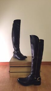 Leather Steve Madden Riding Boots