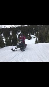 Skidoo summit 600 2015