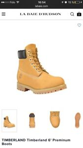 Timberland 6 preminum to sell