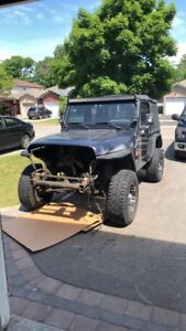 Tons of Jeep TJ Parts
