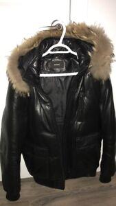 Men's leather Rudsak jacket