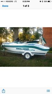 1998 seadoo challenger 1800 part out