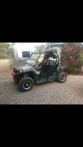 2014 rzr 800 very low km