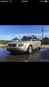 REDUCED 2003 B6 Audi A4 Quattro