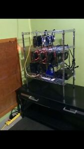MINING RIG -Fully programmed and ready to go!
