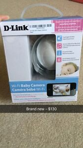 D-Link Wifi Baby Monitor