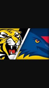 Adelaide crows vs Richmond Adelaide CBD Adelaide City Preview