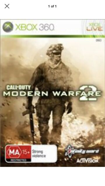 call of duty modern warfare 2 commercial song