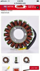 New Seadoo stator for DI engines from 2000-2007