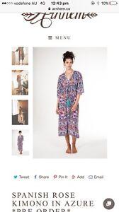 Arnhem clothing - Spanish rose kimono Baldivis Rockingham Area Preview