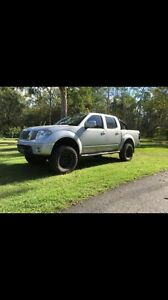 Nissan Navara D40 ute Gumdale Brisbane South East Preview