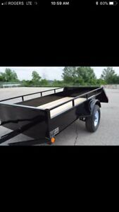 Looking for a used utility Trailer