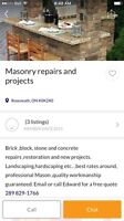 Don't Hire Masonry repairs and project