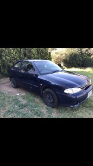 Wanted: Hyundai Excel, $600 ono